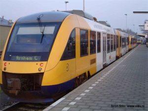 Trein Arnhem – Doetinchem nu ook zaterdags ieder kwartier