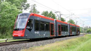 HTM neemt nieuwe tram van Siemens in dienst