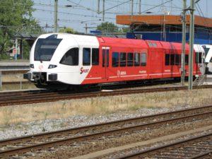 Minder treinreizigers in Friesland