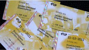 Papieren treinkaartje met korting verdwijnt per 9 juli