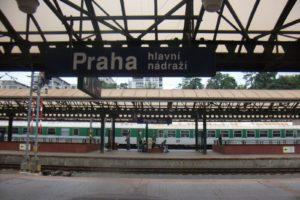 Getest: nachttrein naar Praag