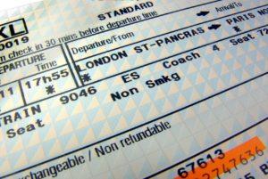 Internationale treintickets weer boekbaar
