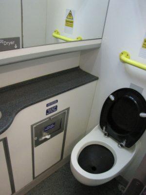 Sprinters krijgen eerder wc (2021)