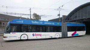 Arnhem krijgt trolley zonder bovenleiding