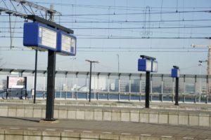 Treinproblemen op Amsterdamse Zuidas niet voorbij