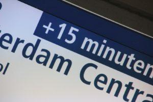 Treinvertraging rond Utrecht en Roosendaal