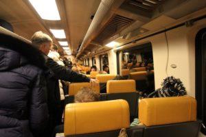 Rover ontvangt weer veel klachten over volle treinen