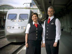 Zweden per trein – Zweedse Spoorwegen SJ