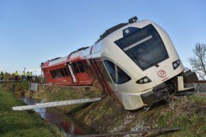 Raad: geen onderzoek treinongeval Winsum