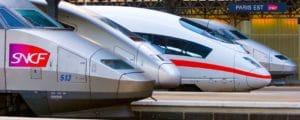 'Franse overheid steunt treinendeal Alstom en Siemens'