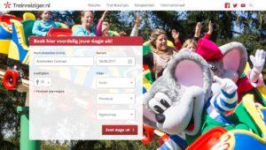 Treinreiziger.nl lanceert dagje uit vergelijker