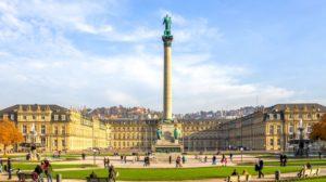 Trein Stuttgart: treinkaartjes vanaf € 39