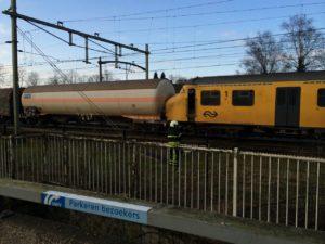 Spoorvervoer met gevaarlijke stoffen onnodig gevaarlijk