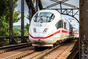 Trein Oberhausen