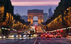 Bezienswaardigheden Parijs
