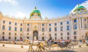 Trein naar Wenen: vanaf € 29
