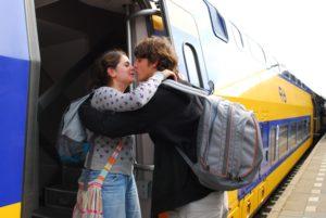 Treinactie: Enkele reis € 12,50 (of weekend € 10)