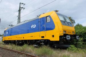 NS test begin 2019 snelle trein Groningen – Amsterdam