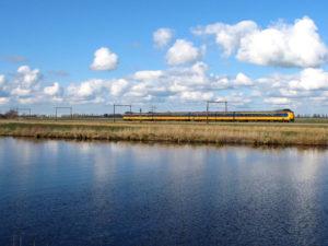 Intercity's stoppen weer in Hilversum