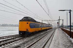 NS: beter inspelen op plaatselijke sneeuwval
