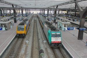Treinkaartje naar Antwerpen of Brussel: € 17,50 (=60% korting)
