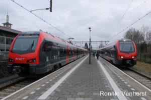 Vanaf september 4x per uur trein Alphen – Gouda