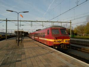 Stoptrein Roosendaal – Antwerpen rijdt weer