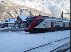 Zwitserse spoorwegen investeert in trein zonder machinist