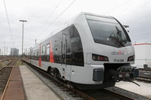 Trein Arnhem – Düsseldorf
