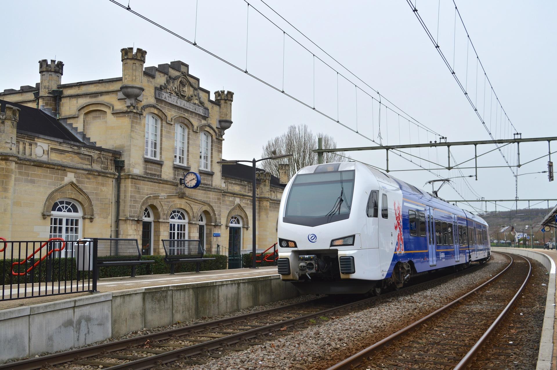 FLIRT treinstel bij Arriva