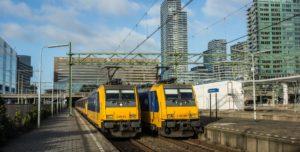 Trein Den Haag – Eindhoven start per 3 april