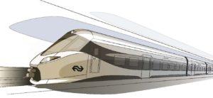 NS koopt twee IC-treinstellen voor Benelux
