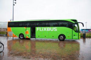 Bus Amsterdam – Brussel: straks tot 40x per dag