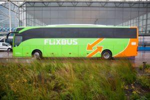 Flixbus voor het eerst winstgevend in de Benelux