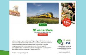 Jumbo treinkaartjes: met spaarmunten vanaf € 22,50 euro