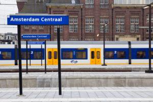 NS positief over gesloten poortjes Amsterdam