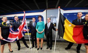 NS International verwacht groei door Eurostar