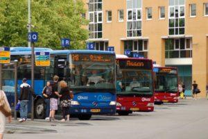 Staking 26 mei: geen bussen o.a. Utrecht, Groningen, Drenthe en Brabant