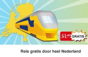 Waarschuwing: Valse e-mails gratis treinkaartjes