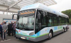 30 extra waterstofbussen