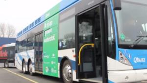 Waterstofbus moet 500 km met dieplader mee voor tankbeurt