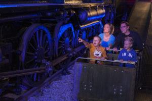 Het Spoorwegmuseum met korting
