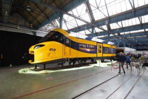 Intercity Nieuwe Generatie (ICNG) onthuld