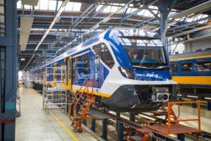 Review: Nieuwe Sprinter (SNG) lijkt erg op FLIRT-trein
