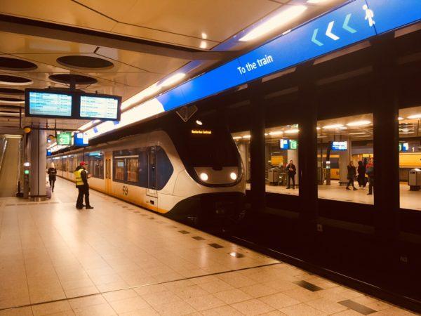 Schiphol, LED