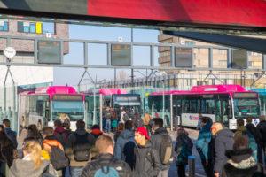 Staking Openbaar Vervoer gaat door: 30 april en 1 mei geen bussen