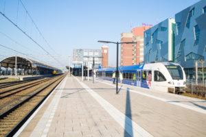 Ook regionale treinen rijden maandag en dinsdag niet