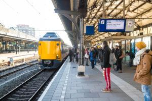 AH treinkaartje: NS Dagkaart € 16. Reizen t/m 1 juli