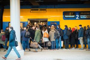 Halfjaarcijfers NS: Meer reizigers tevreden