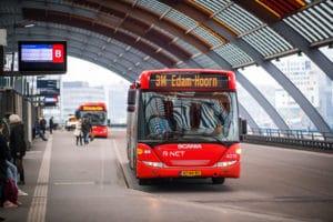 MerwedeLingelijn en regio Dordrecht definitief naar Qbuzz